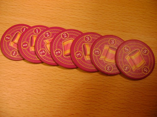 Cloth Tokens