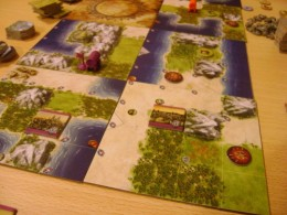 Revisions, January 2013: Sid Meier's Civilization; Hey, That's My Fish!; Food Chain;Oregon