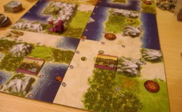 Revisions, January 2013: Sid Meier's Civilization; Hey, That's My Fish!; Food Chain; Oregon